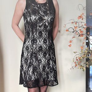 Kensie Black Lace Dress - Offer accepted 👍